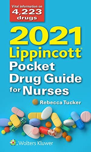 2021 Lippincott Pocket Drug Guide for Nurses 9th Edition