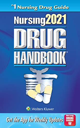 Nursing2021 Drug Handbook (Nursing Drug Handbook) Forty-First Edition